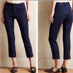 Cartonnier Anthropologie Charlie Ankle Pants